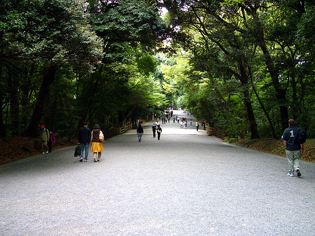 [Abierto] Once upon a time... Yoyogi-Park
