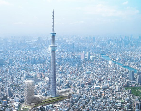 Tokyo Sky Tree Conference Opening Time At May 2012