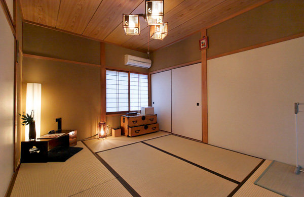 Room details of Guest House Yougendo in Kansai
